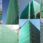 Сетки фасадные и оградительные – главные особенности и преимущества.
