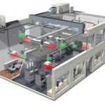 Использование современных вентиляционных систем.