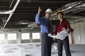 строительства коммерческих зданий