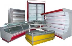 торгового оборудования для продовольственных магазинов