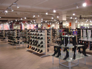 торговые стеллажи для обуви