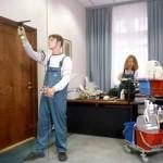 Уборка офисов — работа для профессионалов.