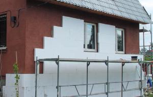 утепление фасадов домов пенополистиролом