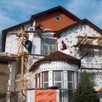 Особенности фасадных работ.