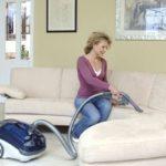 Некоторые хитрости по чистке мягкой мебели.