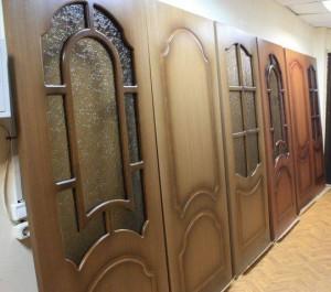 шпонированных дверей