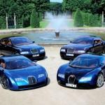 Bugatti — скорость и надёжность.