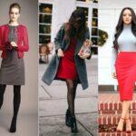 Роль красного цвета в Вашем гардеробе.