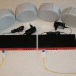 Как объединять каналы Wi-Fi с помощью оборудования MikroTik