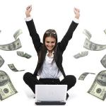 Заработок без вложений на MoneyClick.