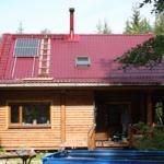 Солнечные электростанции – хороший способ экономии для фермеров!