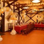 Украшение праздничных залов шарами: оригинальное оформление для свадеб, юбилеев и детских праздников